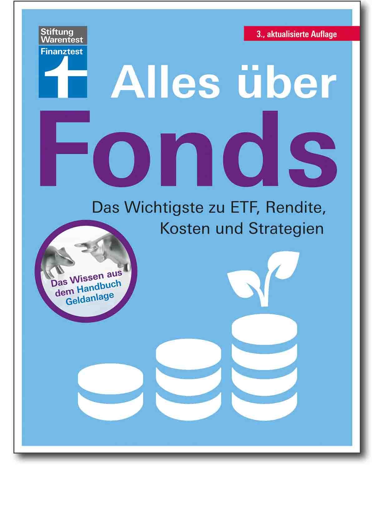 Buch - Alles über Fonds - Shop Verbraucherzentrale