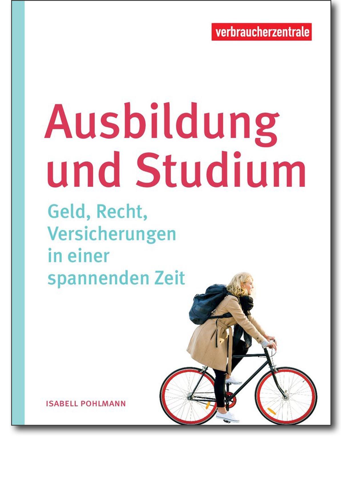 Buch - Ausbildung und Studium - Verbraucherzentrale