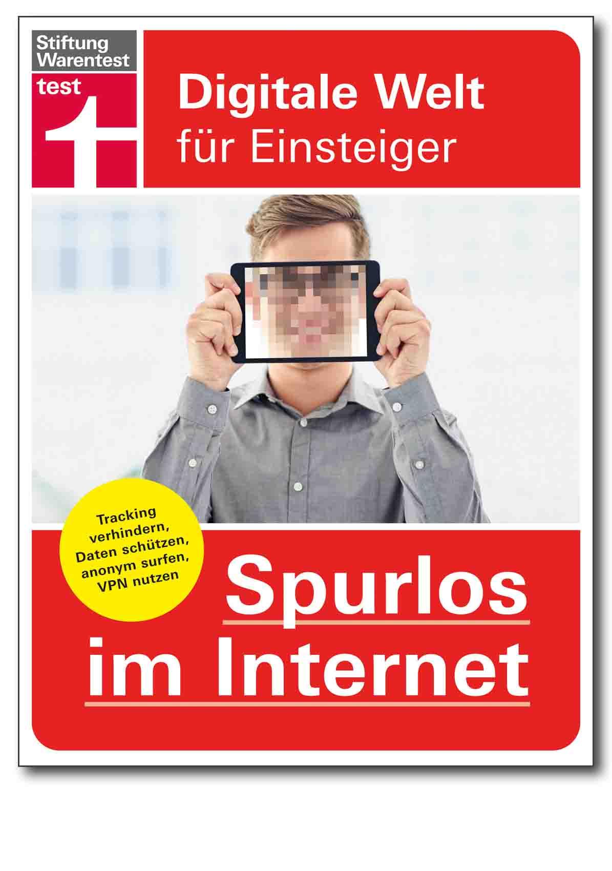 Buch - Spurlos im Internet - Shop Verbraucherzentrale