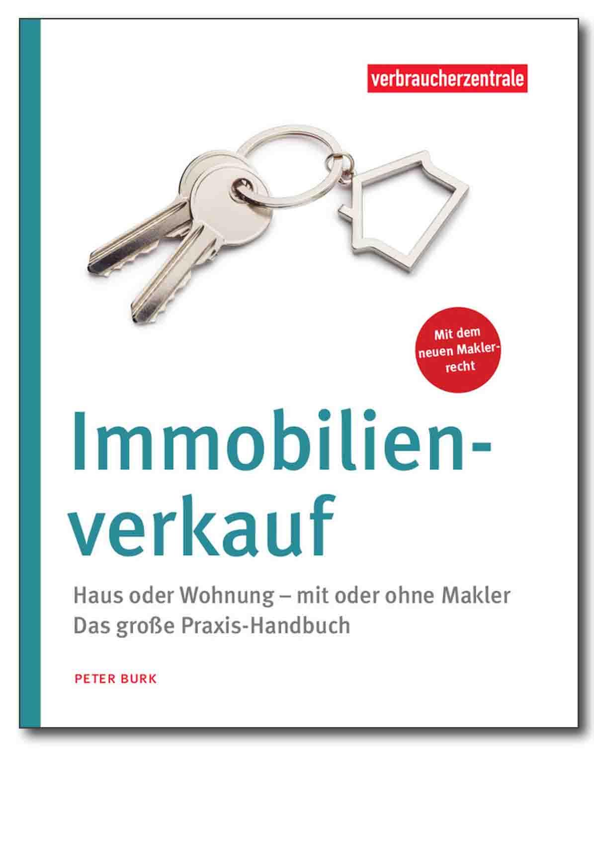 Buch - Immobilienverkauf - Shop Verbraucherzentrale