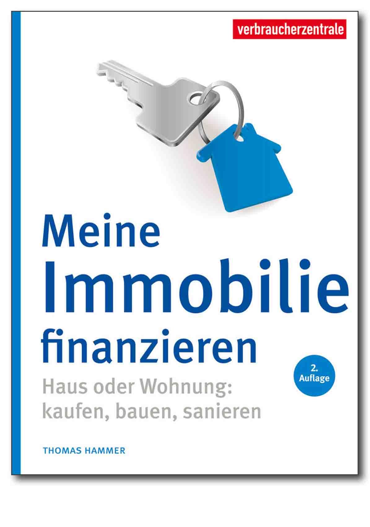 Buch - Meine Immobilie finanzieren - Verbraucherzentrale
