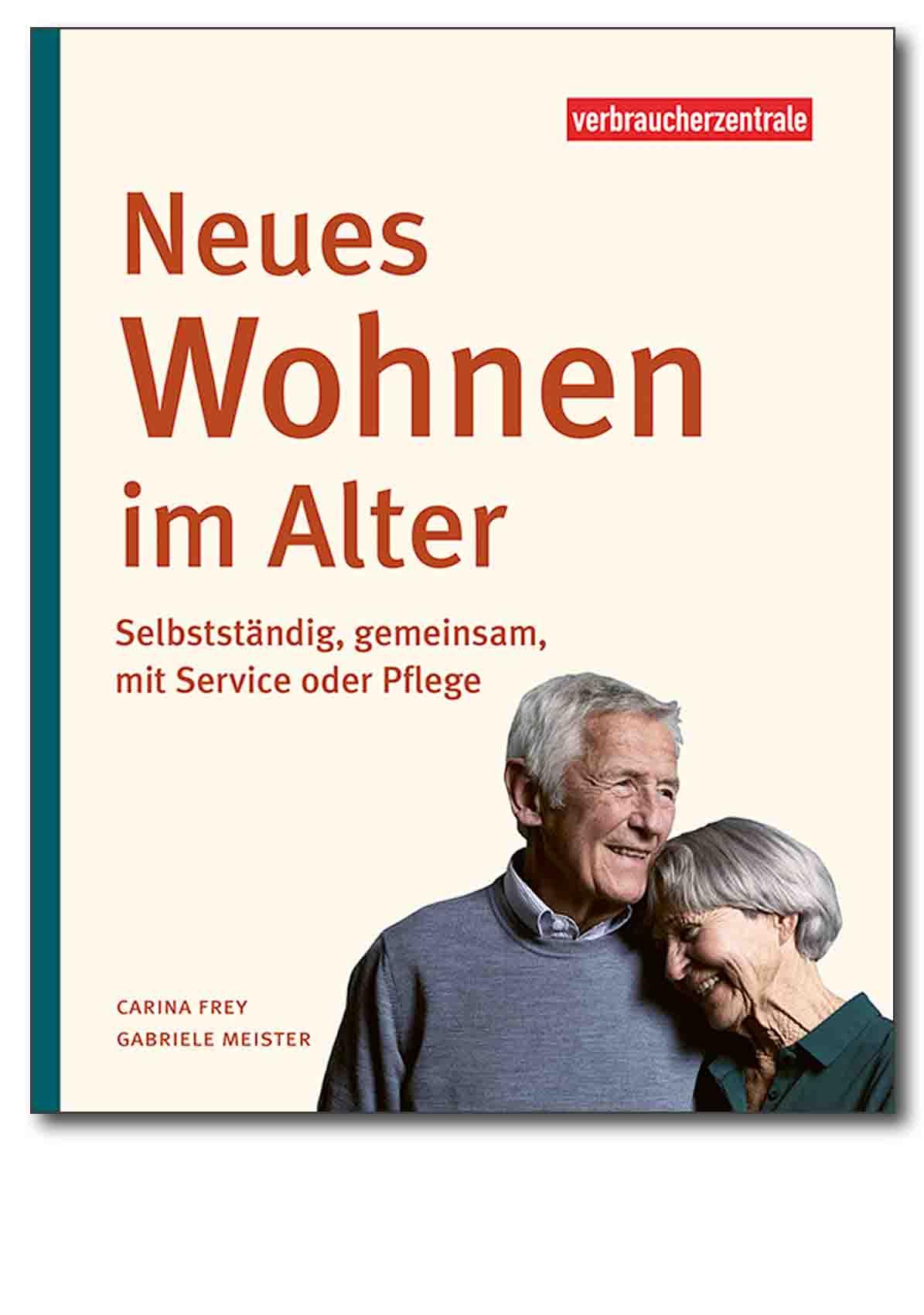 Buch - Neues Wohnen im Alter - Verbraucherzentrale