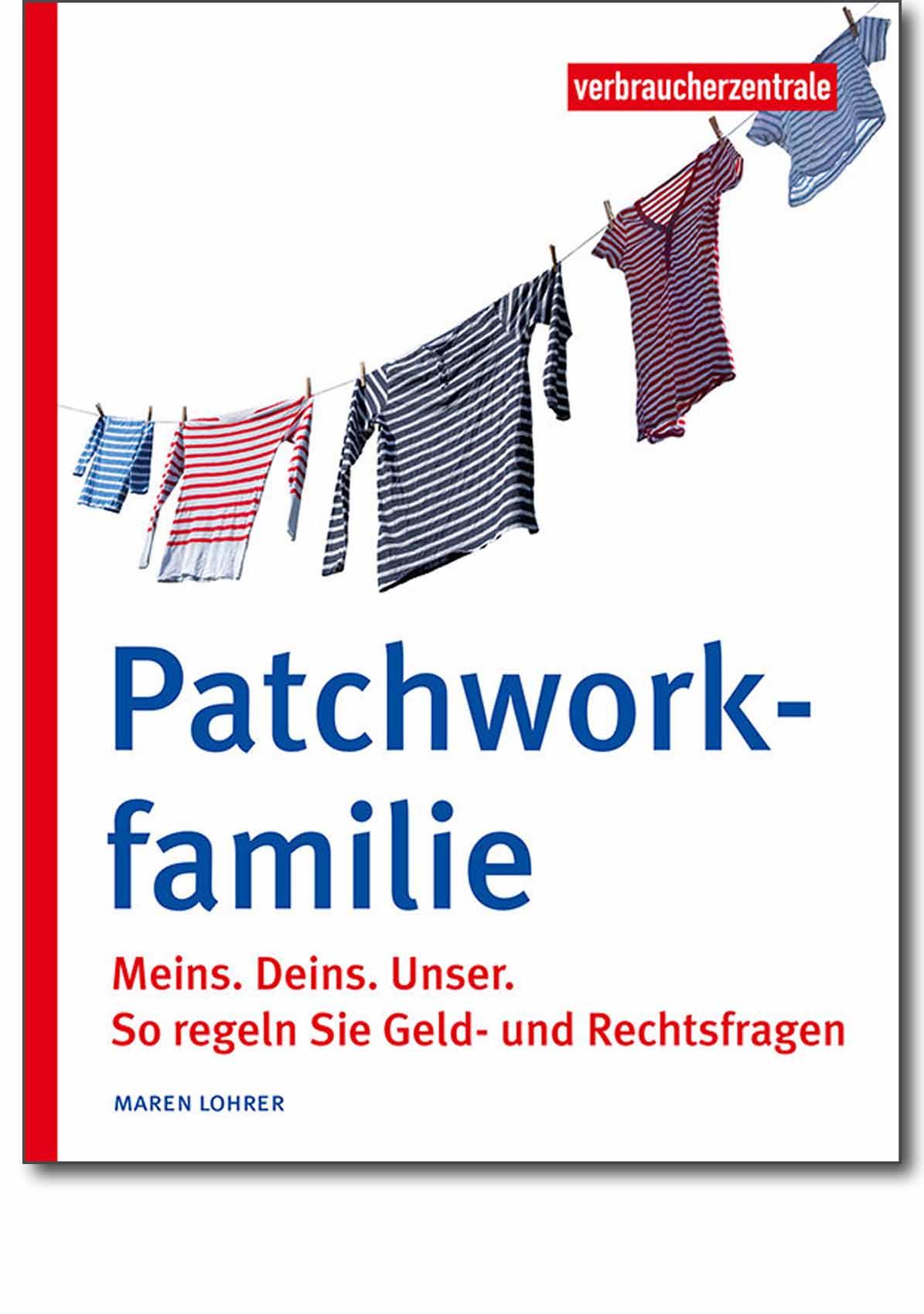 Buch - Patchworkfamilie - Verbraucherzentrale