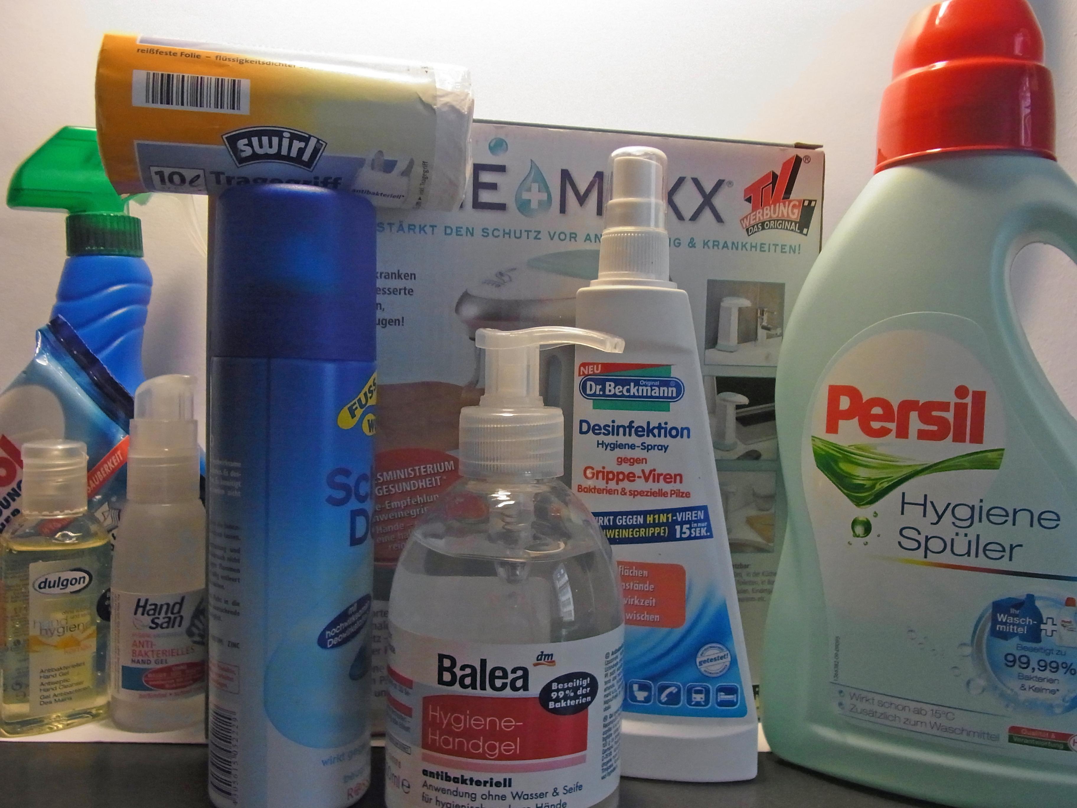 Kühlschrank Desinfektion : Desinfektionsmittel die die welt nicht braucht