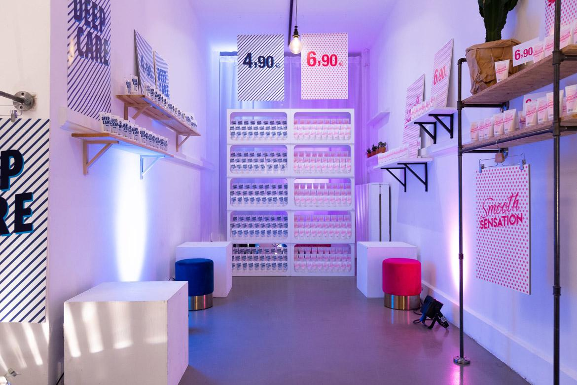 Pink Tax: Pop-up-Boutique in Hamburger Schanzenviertel (1170)