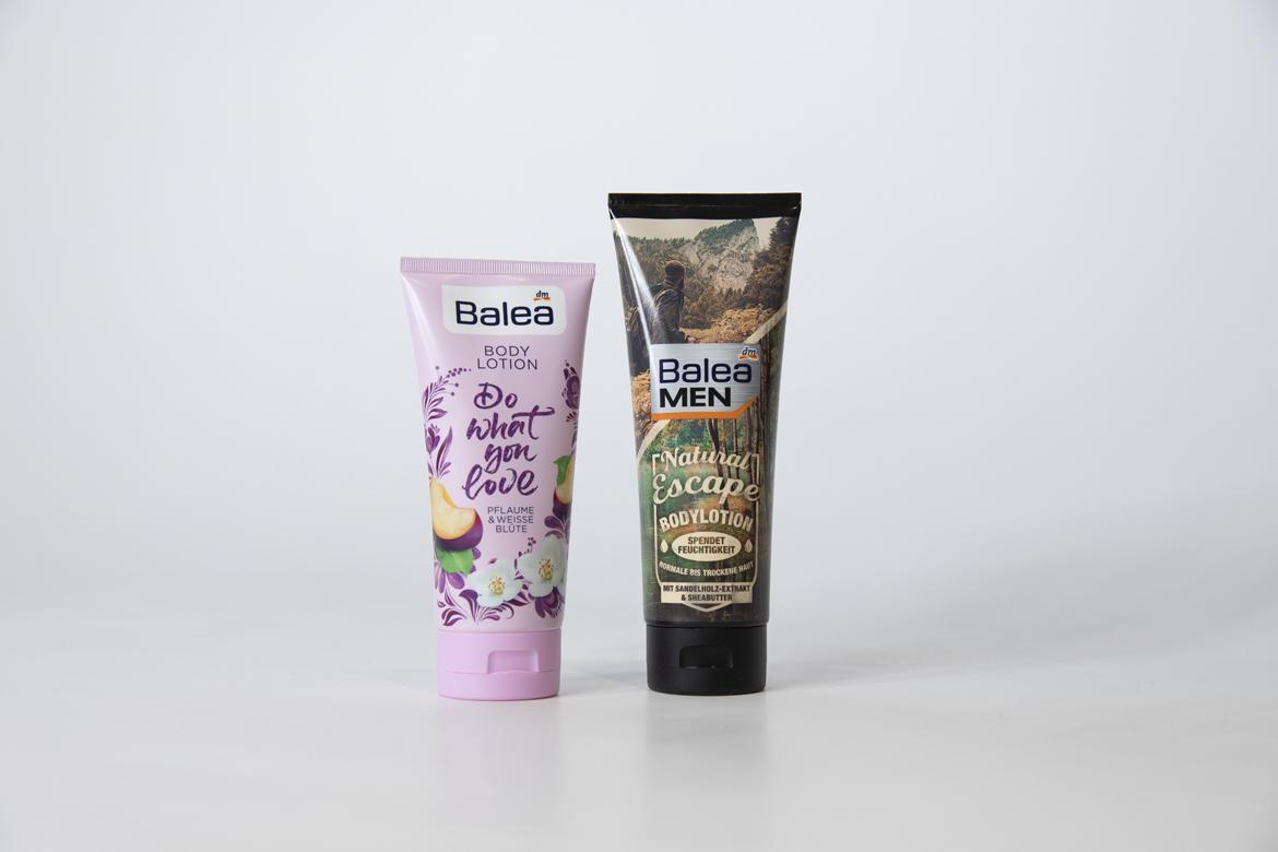 Pink Tax: Balea Body Lotion von dm