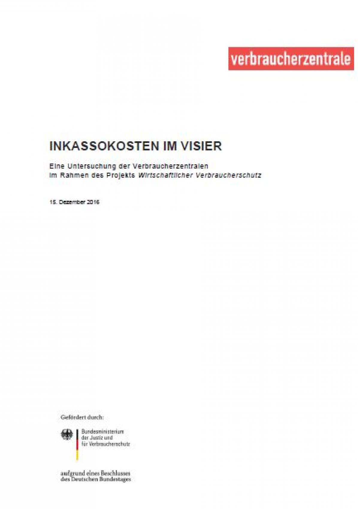 Keine Angst Vor Inkassobriefen Verbraucherzentrale Hamburg